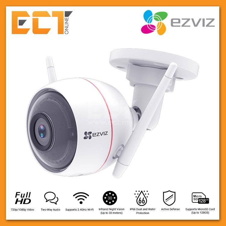 Ezviz ezGuard C3W 2 8mm 1080P FHD Outdoor Wifi Security Camera CCTV