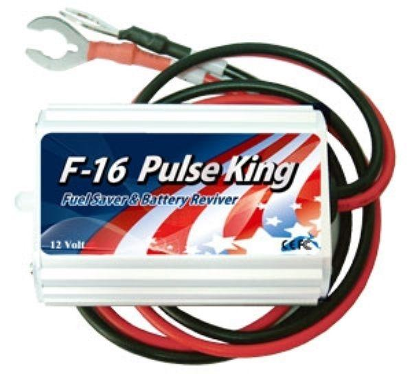 F16 Pulse King (Pulse Tech Fuel Saver & Battery Desulfator )