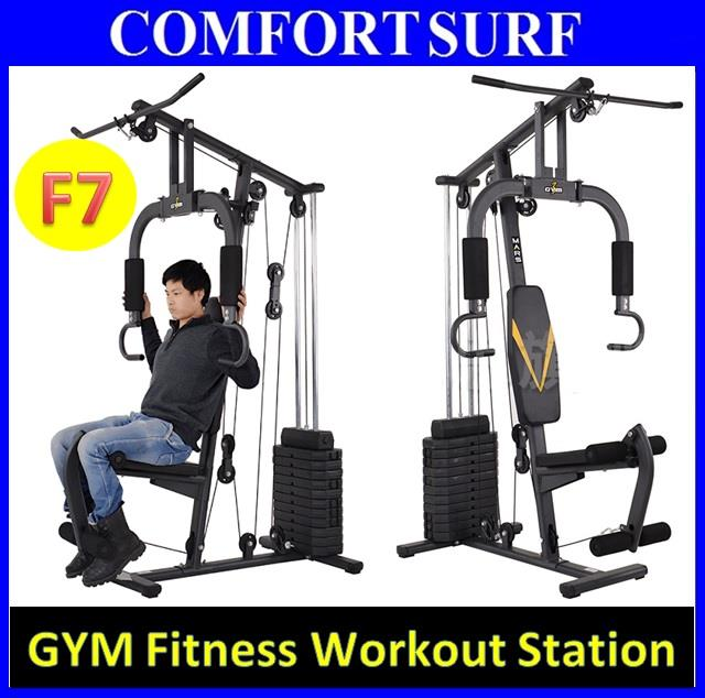 New f multi function home gym fitne end pm