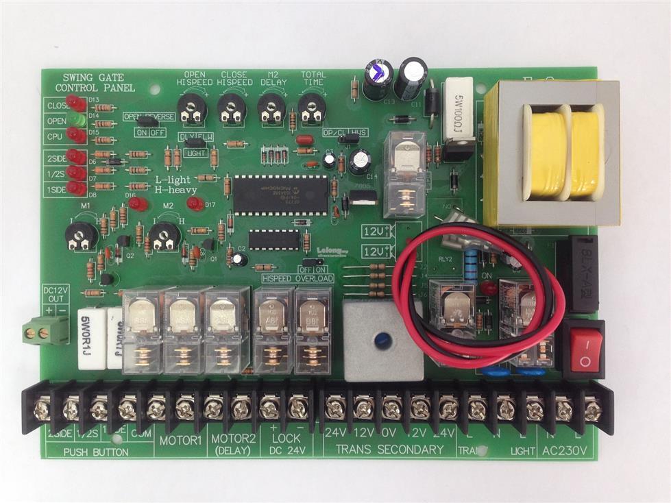 f9 12v autogate swing control board (end 10 1 2019 9 56 am)