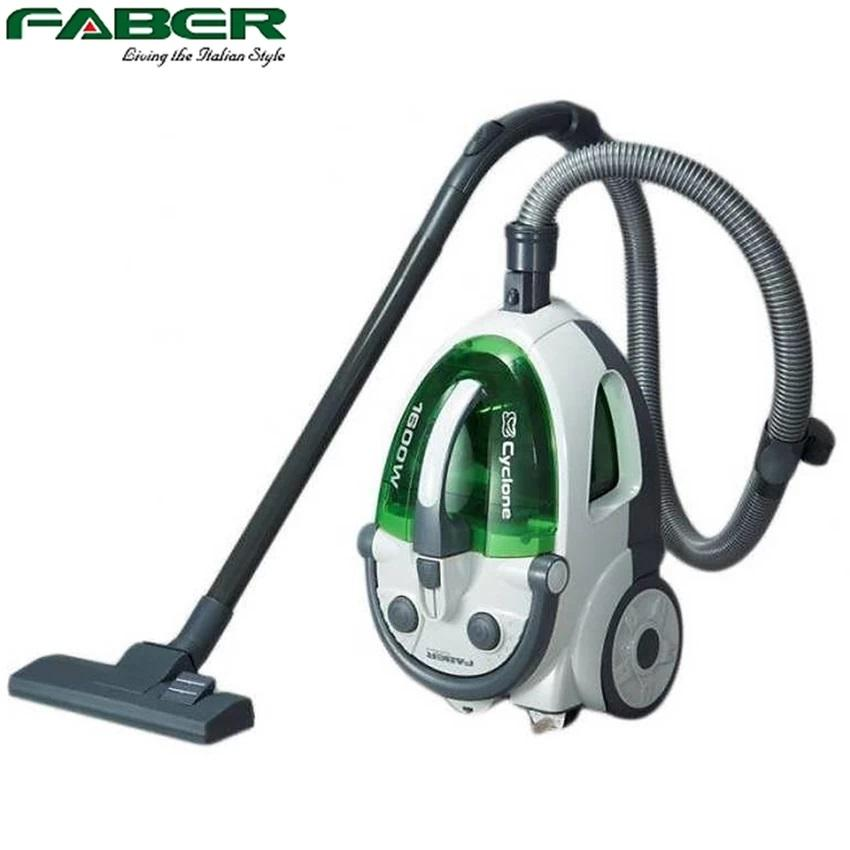 faber 1600w bagless canister vacuum cleaner fvc116