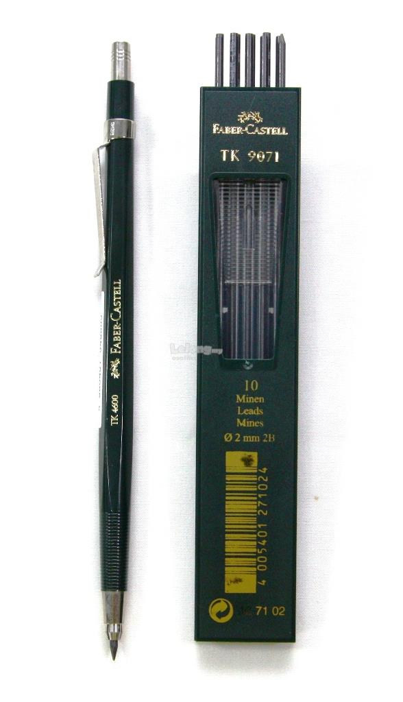 Faber Castell Clutch Pencil 2.0mm Technical Drawing