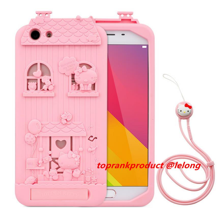 save off f1712 f31eb Fabitoo OPPO F1s Selfie Expert Silicone Stand Armor Case Cover Casing