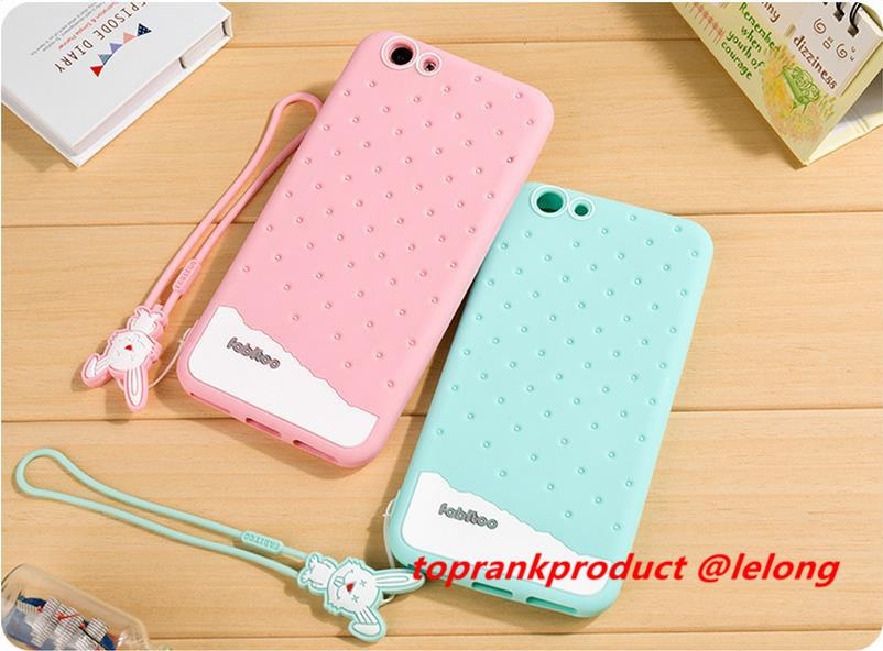 new arrival 27f94 369ea Fabitoo OPPO F1s Selfie Expert Silicone TPU Soft Case Cover Casing