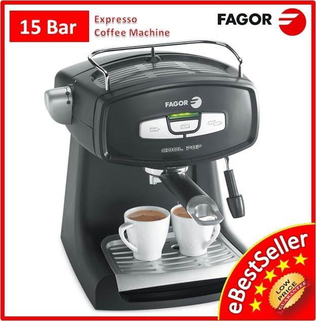 Or Cr 14 Steam 15 Bar Italy Espresso Coffee Maker Machine Memory