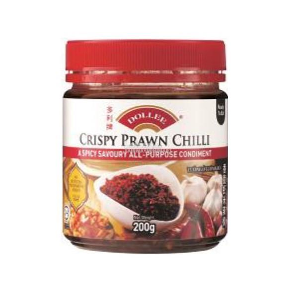 Fairway MiniMart - Dollee Crispy Prawn Chilli  200g