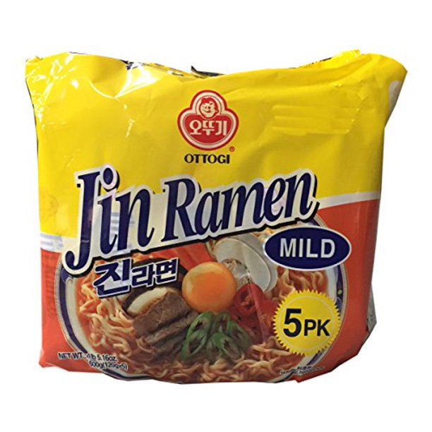 Fairway MiniMart - Korea Ottogi Jin Ramen 5 packs