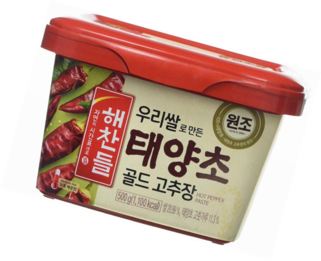 Fairway MiniMart - Korean CJ Haechandle Gochujang Chili 500g