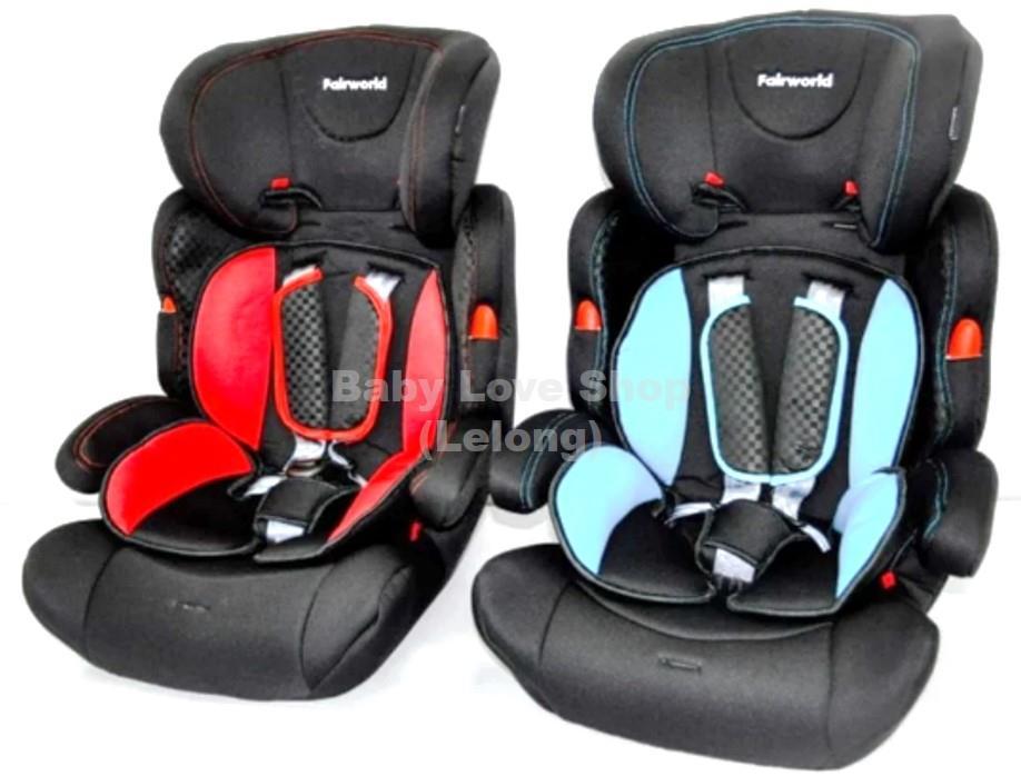99d8be8fe60 Fairworld Booster Car Seat (9- 36kg (end 6 10 2019 11 06 AM)
