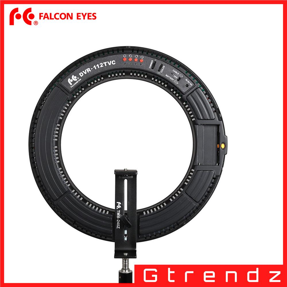 Falcon Eyes DVR-112TVC+NP LED Ring Panel