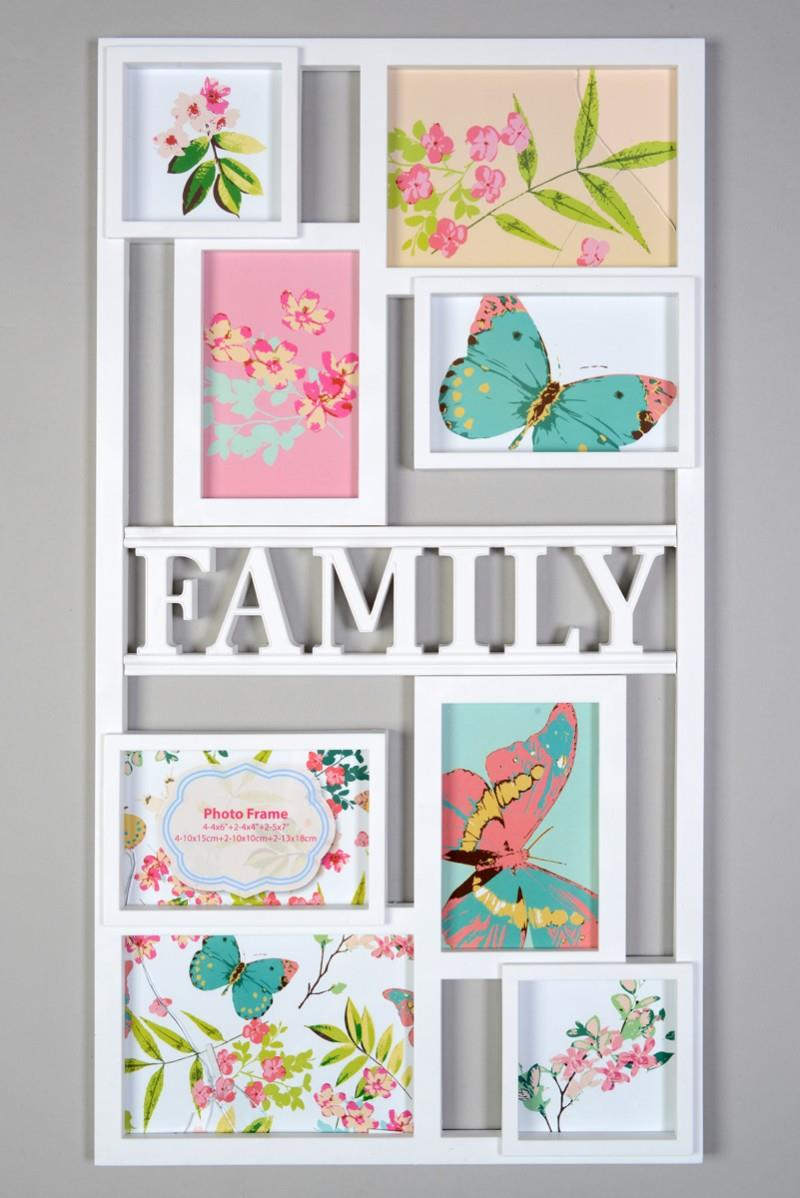 Family 8 Opening Collage Frame - Bla (end 7/13/2016 5:15 PM)