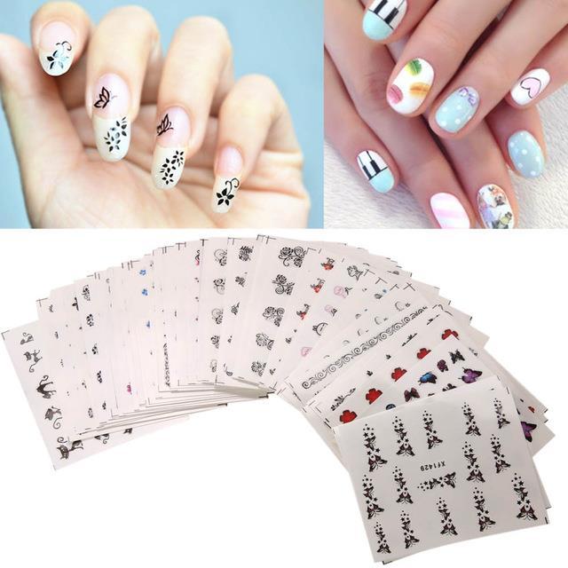 A Fancy Diy Nail Art Stickers 50 Sh End 3212018 815 Pm