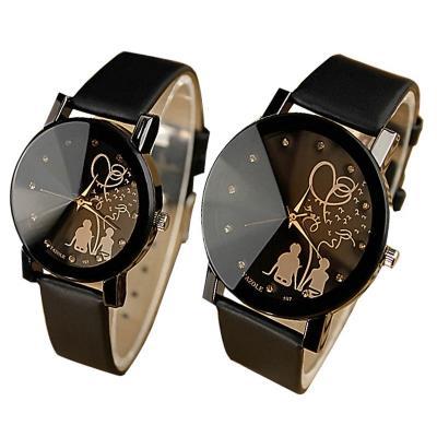 1e65d00f27 Fashion Boys Girls Quartz Watches Wristwatches Couple Lover Watches. ‹ ›