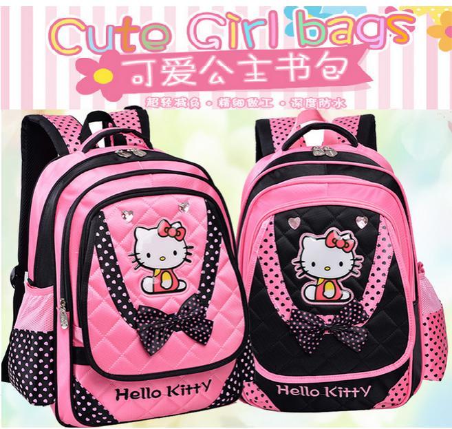 Fashion Children backpack bag HELLO (end 11/27/2015 7:48 PM)