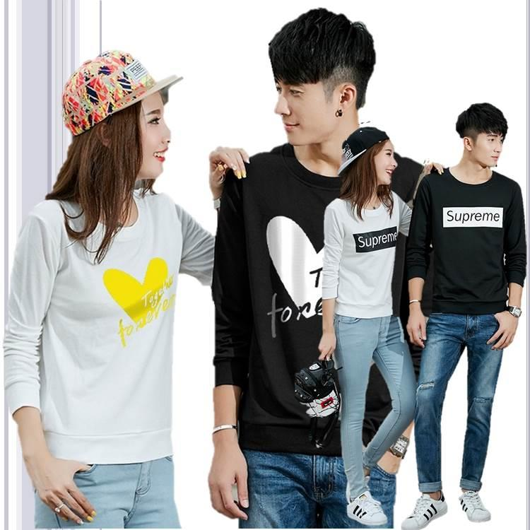 {Fashion Clickers} Couple T-Shirts 10 Designs (S to 2XL) 0123