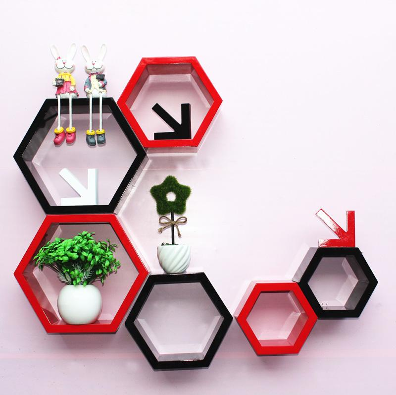 Fashion Home Hexagon Wall Decoration End 11 4 2018 3 15 Pm