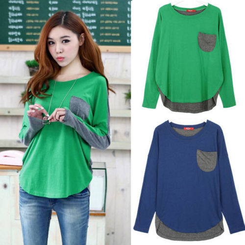 Fashion Korean Women Shirt Long Slee End 4 12 2018 8 23 Pm