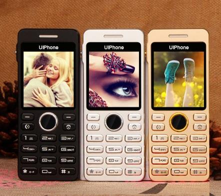 Fashion Mini Phone (Camera, Bluetooth) (WP-MINI16A).