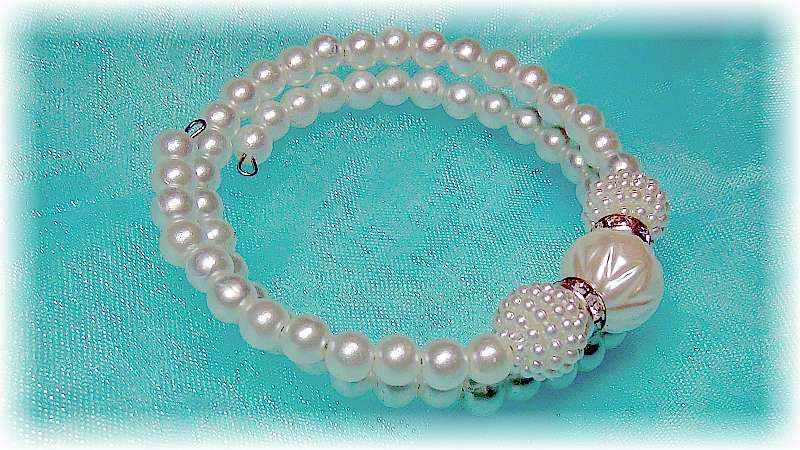 Fashion Multiple Pearl Bracelets