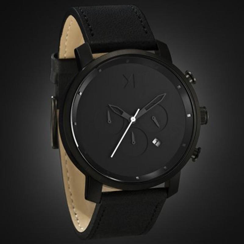 754fe660e1a07 Fashion MVMT Black Face Watches Stra (end 6/5/2021 12:00 AM)