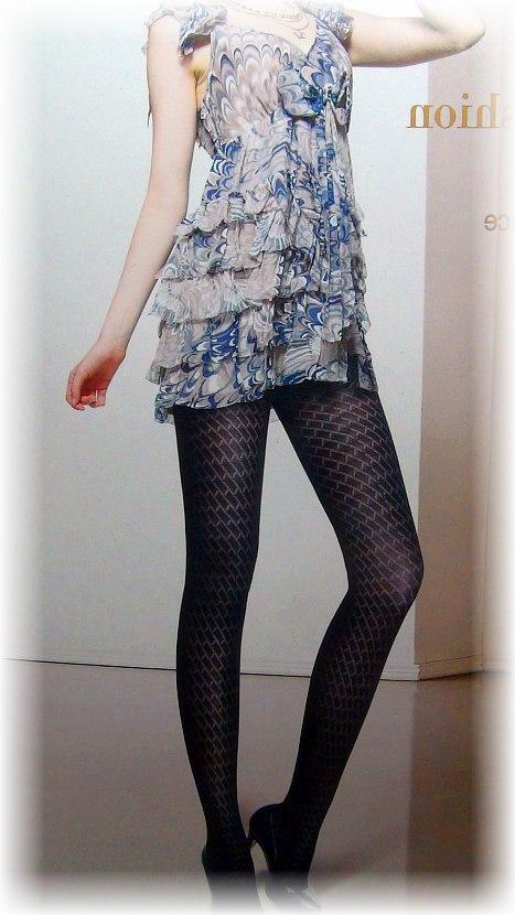 af94b7021a91b Fashion Pantyhose Classic Jacquard W (end 6/28/2019 4:12 PM)