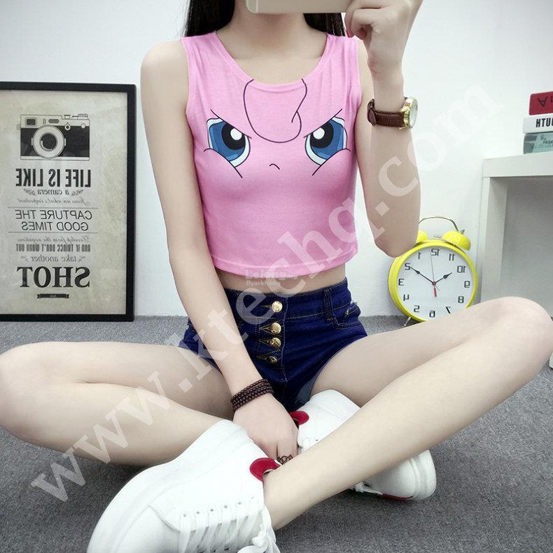 666d9ce630ffa Fashion Pokemon Go Cartoon Cute Girl (end 9 9 2018 9 15 AM)
