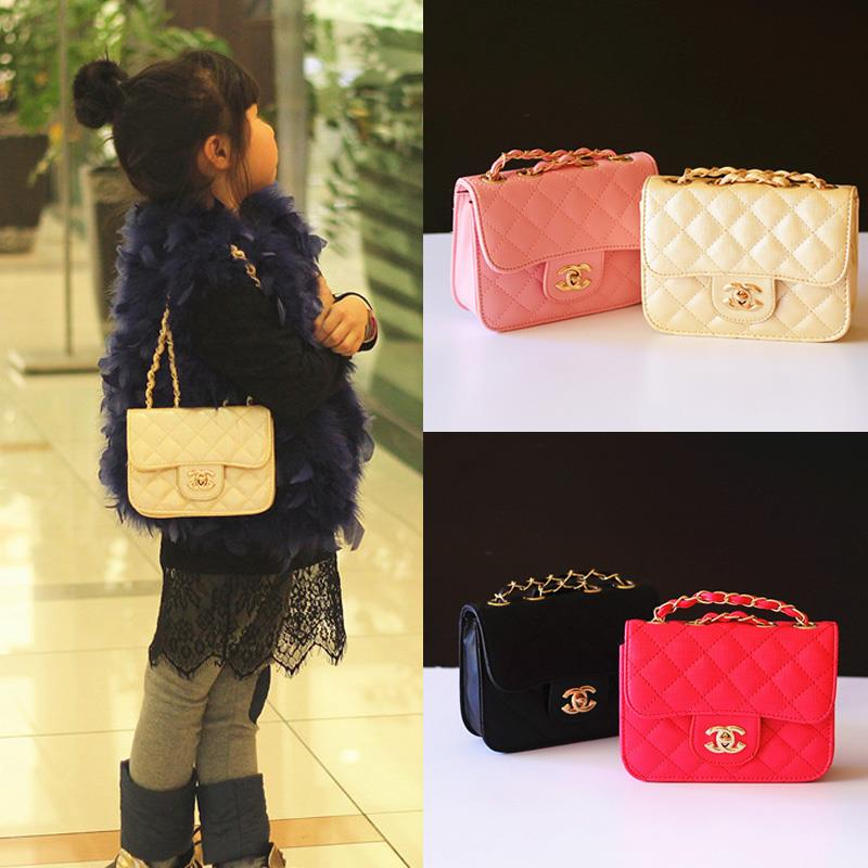 Fashionable Handbag For Kids Baby Casual Dinner Bag 01