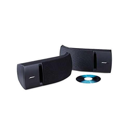 ...Fast Delivery Bose 161 Speaker System (Pair, Black) - 27027