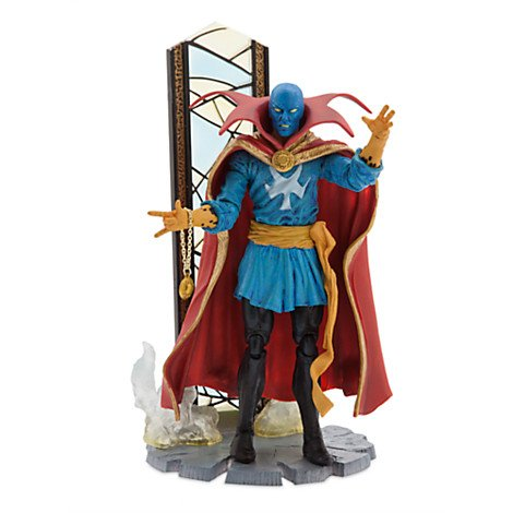 ...Fast Delivery DIAMOND SELECT TOYS Marvel Select Dr. Strange Exclusive Actio