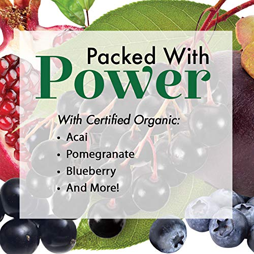 ...Fast Delivery Dynamic Health Organic Maqui Juice Blend | W/Pomegranate, Aca
