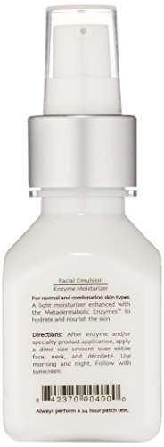 ...Fast Delivery Epicuren Discovery Facial Emulsion Enzyme Moisturizer