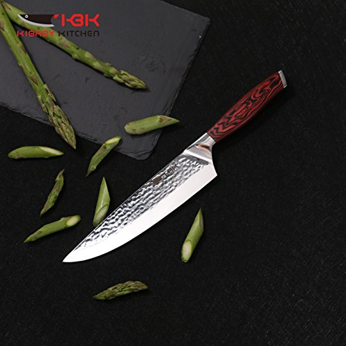 ...Fast Delivery KBK Cuchillos De Cocina Cooking Knife Chef Knife 8 Inch Profe