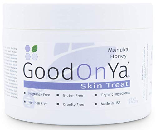 ...Fast Delivery Manuka Honey Face Moisturizer with Coconut Oil, Cocoa Butter,