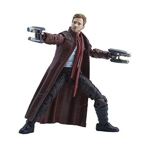 ...Fast Delivery Marvel Guardians of the Galaxy Legends Series Star-Lord, 6-in