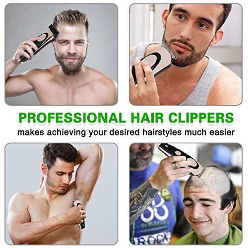 ...Fast Delivery W WINBRIDGE Waterproof Trimmer for Hair, Beard and Body Hair,