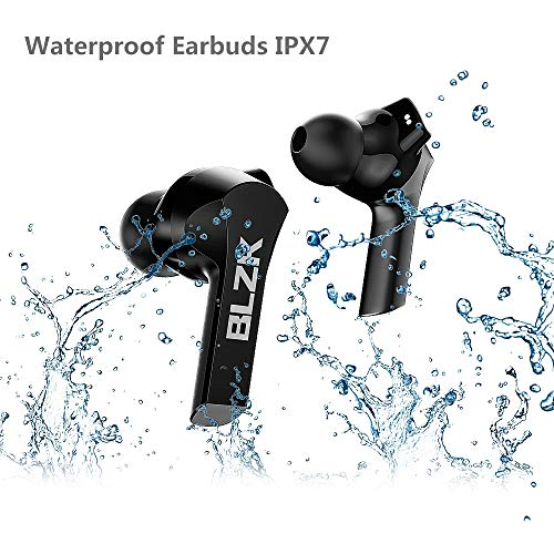...Fast Delivery Wireless Earbuds,BLZK K1 [Upgraded Comfort] Immersive Bass