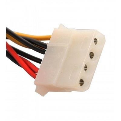 FDD Floppy 4pin Female to IDE 4p F Power Cable