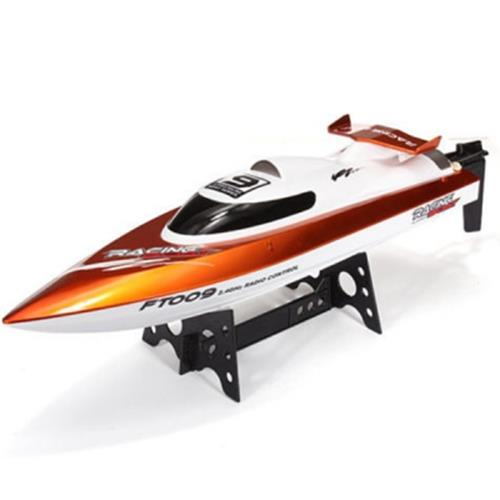 FEI LUN FT009 2 4G RC RACING BOAT HIGH SPEED YACHT (CHAMPAGNE GOLD)