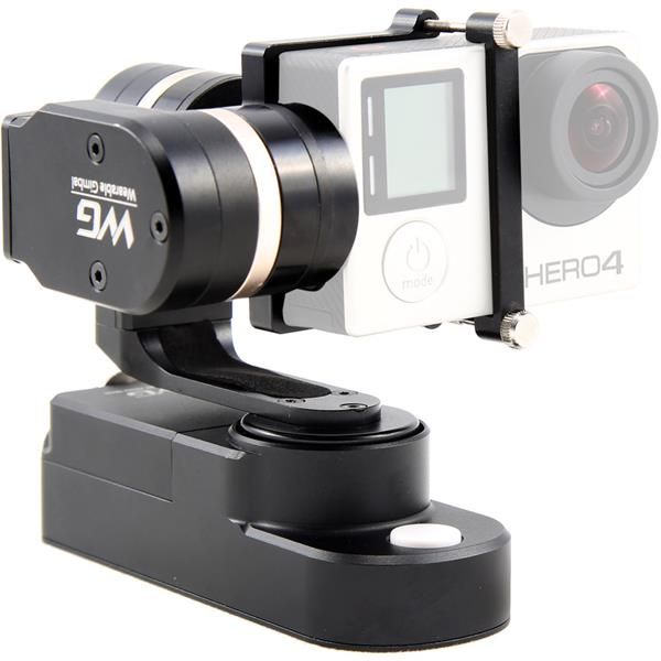 Feiyu FY-WG 3-Axis Wearable Gimbal for GoPro and Similar Action Camera