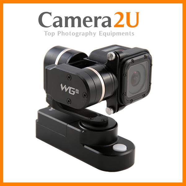 Feiyu WGS 3-Axis Wearable Gimbal for GoPro and Similar Action Cameras