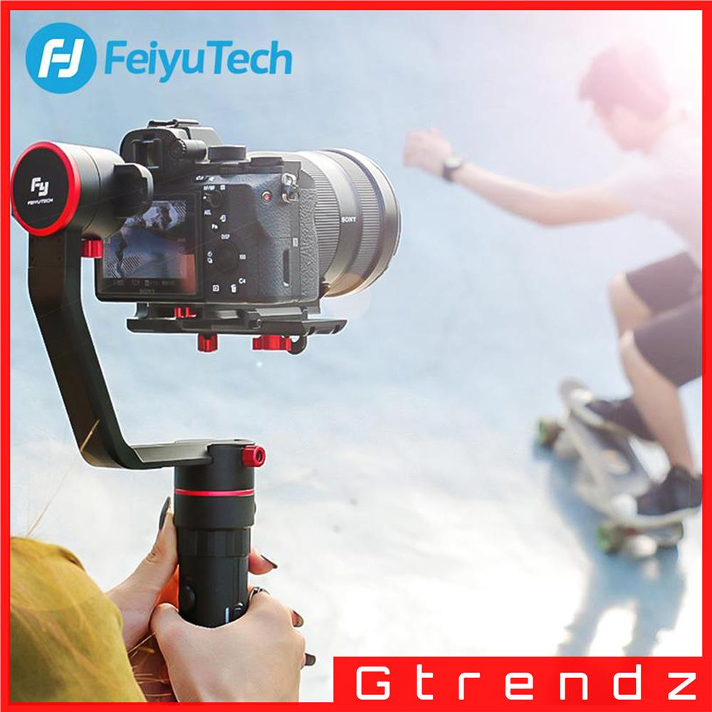FeiyuTech a2000 3-Axis Gimbal for Mirrorless, DSLR Cameras
