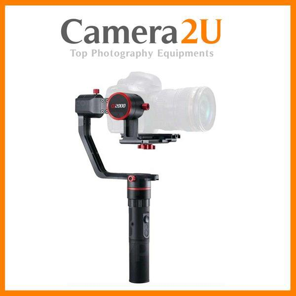 FeiyuTech Feiyu A2000 3-Axis Handheld Gimbal Stabilizer for Camera