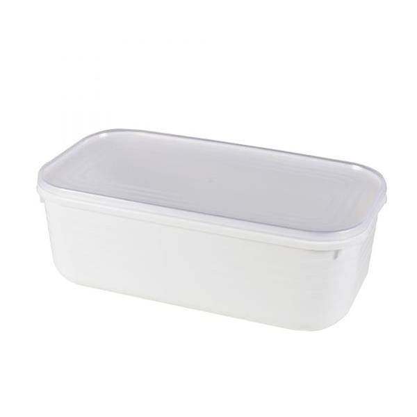 FELTON Food Container 3.3 Litre FFC130-2 White Transparent Lid