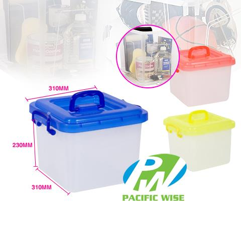 Felton storage Box With Cover & Handle (FSB3208S)
