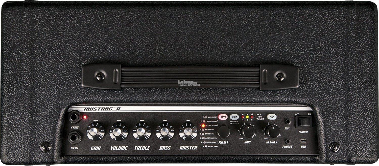 FENDER MUSTANG V2 - 40 WATT Modelling guitar amp - AMPLIFIER