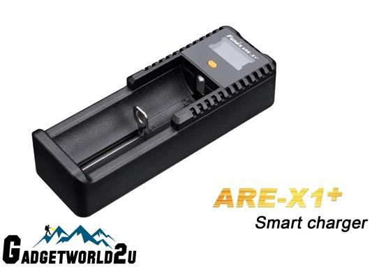 Fenix ARE-X1+ Li-ion NiMH USB Smart Battery Charger