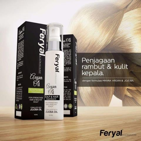 FERYAL ARGAN OIL