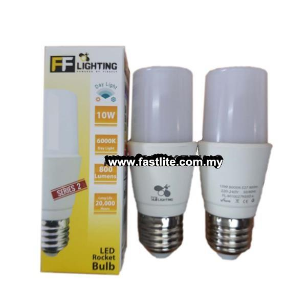 FF 10w LED Stick E27 Cool Daylignt Stick bulb