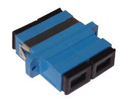 Fiber Optic Adapter SC/PC Duplex, SM