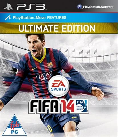 Fifa 14 PS3 Ultimate (Get it tomorrow)